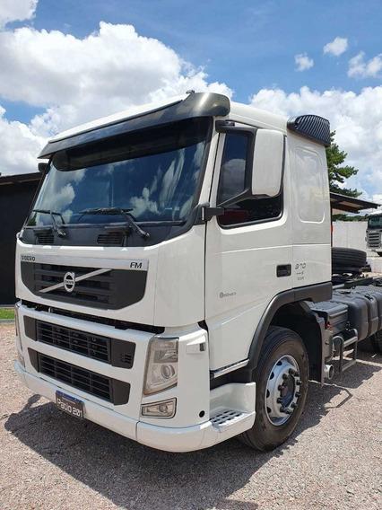 Caminhão Volvo Fm 370 I-shift 6x2 10mil Abaixo Da Fipe