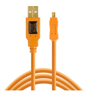 Cable Tether Tools Tether Pro Usb 2.0 A Mini-b 8-pin