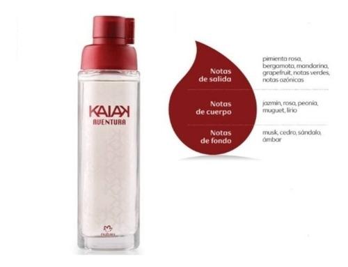 Perfume Kaiak  Aventura Femenino 100 Ml - L a $750