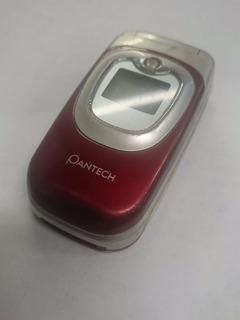 Celular Pantech G310 Rubi Descompuesto