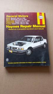 Manual Haynes Gran Am Achieva Calais Somerset Skylark Usado