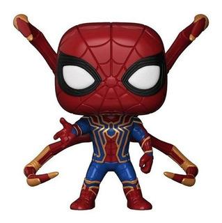 Figura Funko Pop! #300 Iron Spider Ed Especial 100% Original