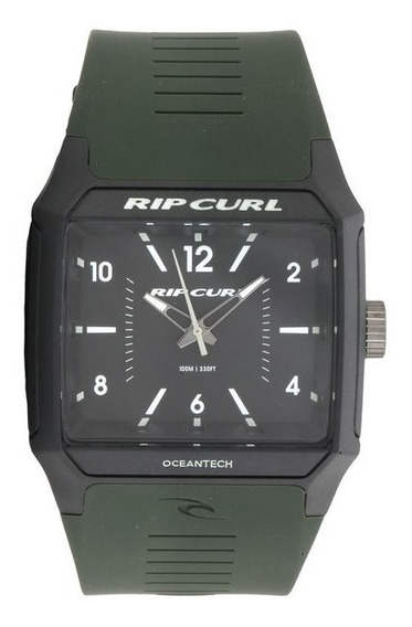Relógio Rip Curl Rifles Analogue Verde - Oferta