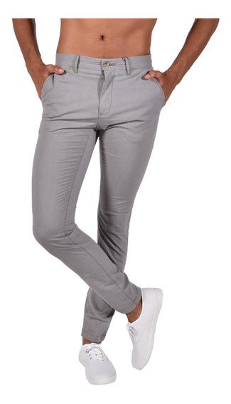 Pantalón Straight Fit Tommy Mw0mw06382-007 Hombre