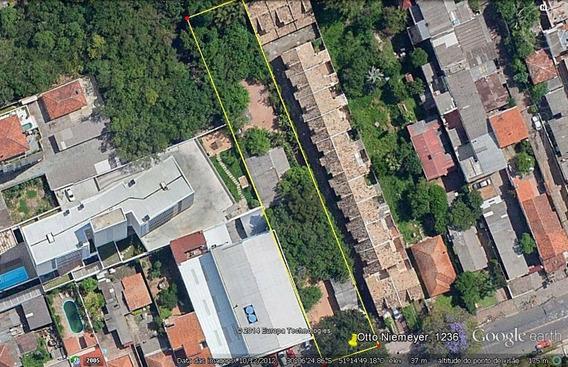 Terreno Comercial Para Locação, Tristeza, Porto Alegre. - Te0598