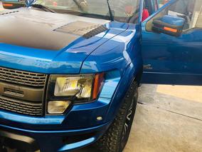 Ford Lobo Raptor Svt Súper Cab Svt Raptor