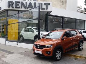 Renault Kwids Adelanto $ 98000 Y Cuotas Financio Hp