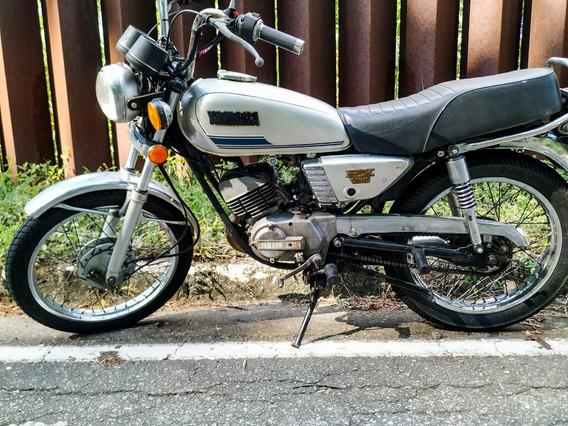 Moto Yamaha Rx 180 - Moto Antiga Ano 1985