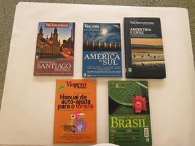 5 Livros Da Coleção Viagem De Bolso - América Do Sul