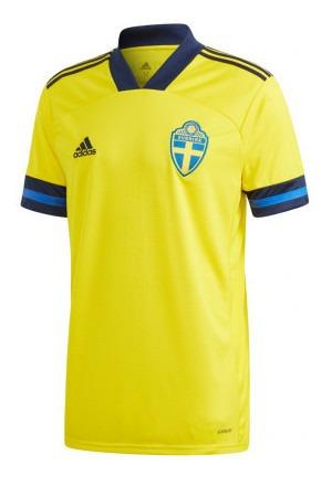 Camiseta adidas Suecia Home