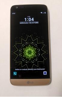 Celular Lg G5 Se, H840 Dorado + Envió Gratis