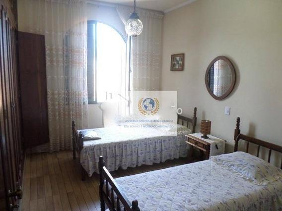 Casa Com 5 Dormitórios Para Alugar, 253 M² Por R$ 5.000/mês - Cidade Universitária - Campinas/sp - Ca1057