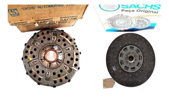 Kit Disco / Platô Embreagem Mb 1929 1934 2225 Original Sachs