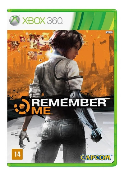 Game Xbox 360 Remember Me Pix90