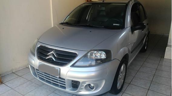 Citroen C3 Glx 2011/12 1.4 Completo Km Baixo