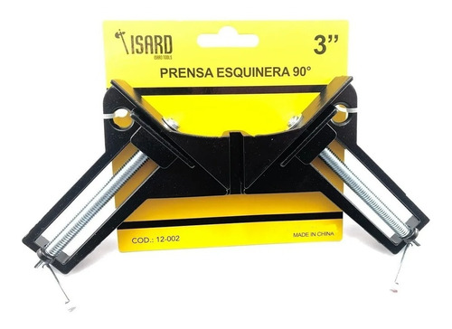 Imagen 1 de 1 de Prensa Esquinera Angular, Para Carpintero - Isard Ionlux