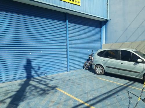 Imagem 1 de 18 de Galpão Para Aluguel, 15 Vagas, Valparaíso - Santo André/sp - 72586