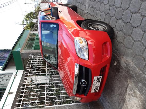 Mazda Bt-50 Motor 2.2 2011 Roja 4 Puertas