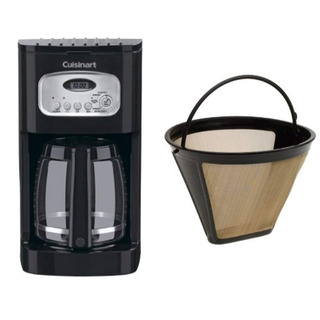 Cuisinart Dcc-1100bk 12-cup Cafetera Programable