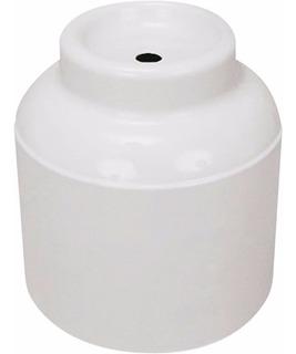 Capa Para Botijão De Gás Em Polipropileno Branca - 13kg