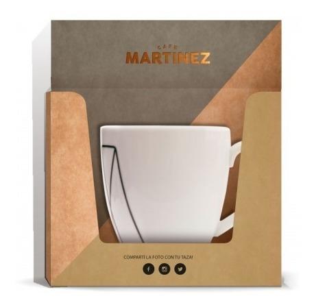 Taza Mug Café Martínez