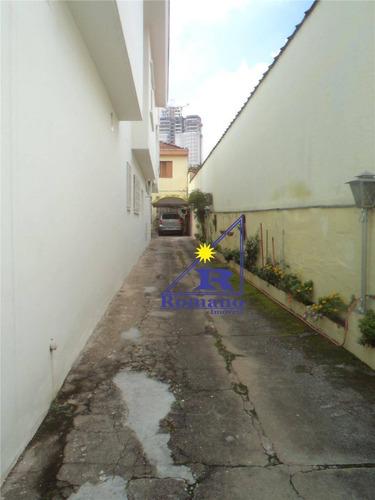 Casa Comercial Para Venda E Locação, Vila Gomes Cardim, São Paulo - Ca0006. - Ca0006