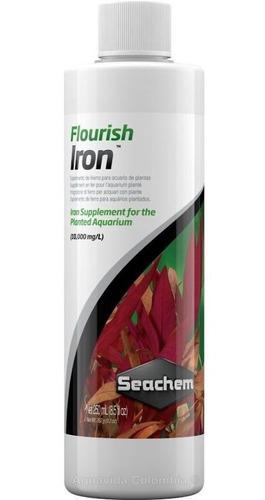 Suplemento De Hierro Para Plantas Flourish Iron 250ml