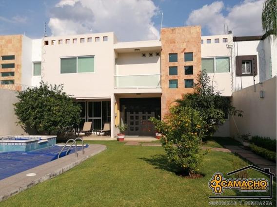 Casa En Venta, 3 Recamaras, Cuautla Occ-283
