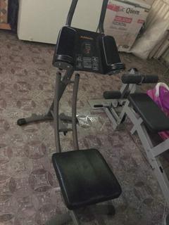 Ab Coaster Athletic Máquina Para Abdominales