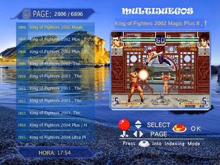 Sistema Arcade Con 6000 Juegos Mame