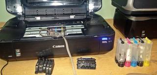 Lote Impresoras A3 A4 Canon Ix6510 Ip4300 Ip4600 Ip4810