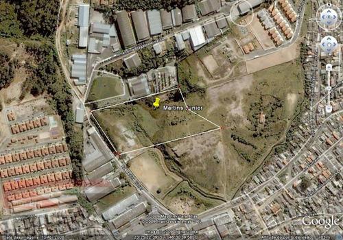 Imagem 1 de 5 de Área Em Guarulhos -  33.000m²  , Frente Com 155 Mts  - St8871