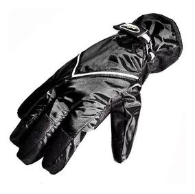 Luva Proteção Mãos Moto Motociclista Masc Fem Impermeável