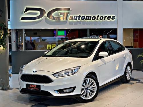 Ford Focus Se Plus 2.0n 2016 77.000km Blanco