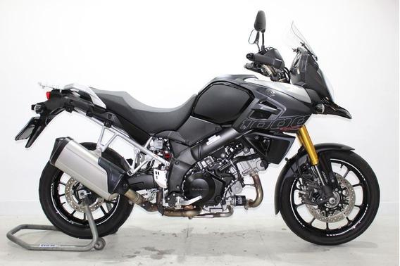 Suzuki V Strom 1000 Abs 2018 Preta