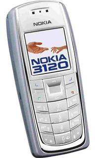 Celular Nokia 3120 - Clássico