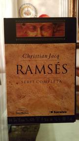 Ramsés - Box 5 Livros Perfeito Estado