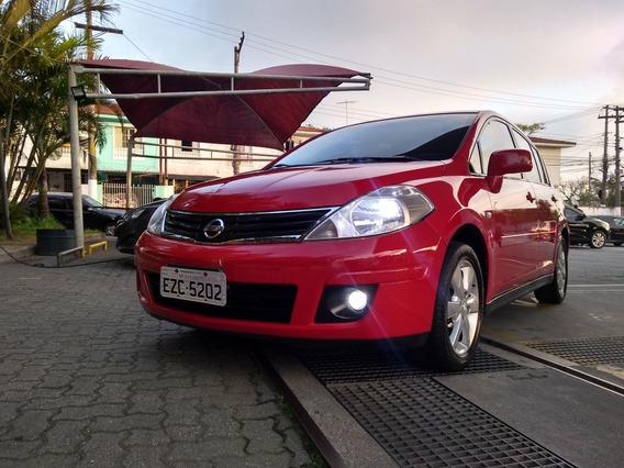 Nissan Tiida 1.8 S Flex 5p 2012 Ipva 2020 Pago