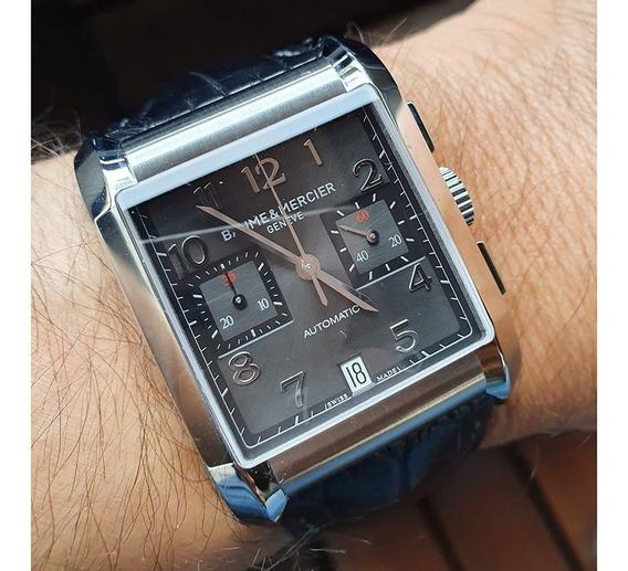 Relógio Cronógrafo Automático - Baume Et Mercier - Hampton