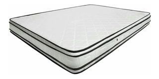 Colchon Doble Pillow Ecotop 100*190
