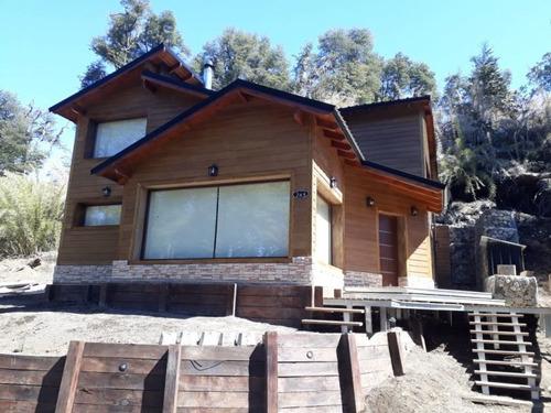 Casa En Venta En Lago Correntoso