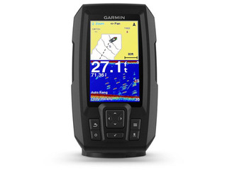 Sonar Garmin Striker Plus 4 + Transducer Tela 4.3 C/ Gps Nf