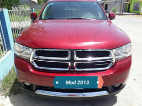 Dodge Durango 3.6 Base V6 At 2013