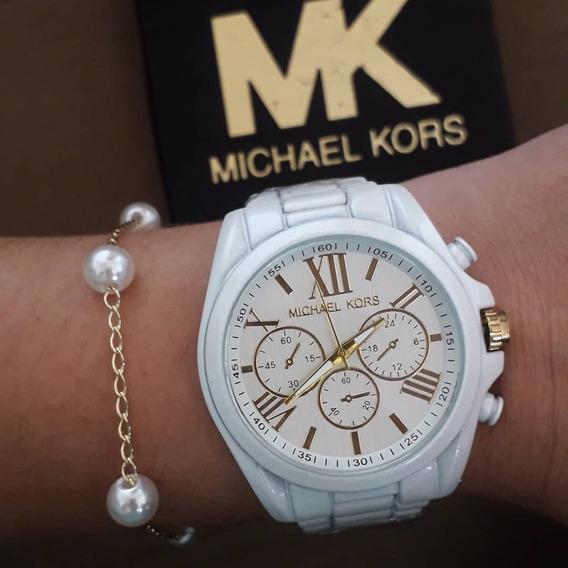 Relógio Feminino Branco