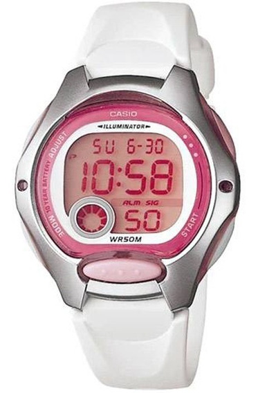 Relógio Casio - Lw-200-7avdf - Digital - Women