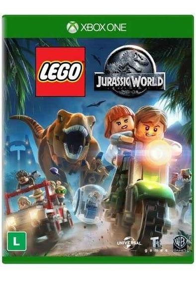 Lego Jurassic World Video Game Para Xbox One