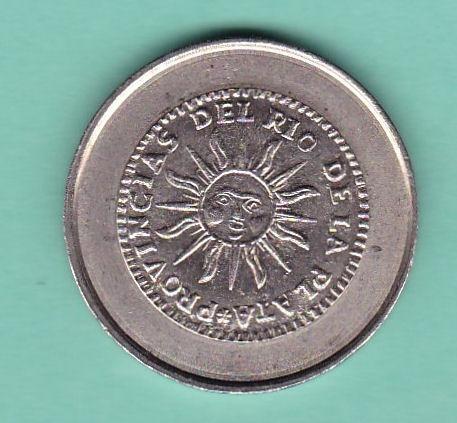 Argentina 2012 Medalla Moneda Antigua Serie Casa De Moneda