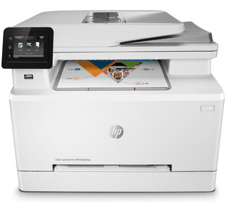 Impresora Multifuncional Laser Color Hp Pro M283fdw 7kw75a