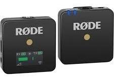 Rode Wireless Go Compact Wireless Pronta Entrega