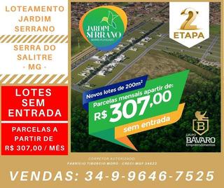 Loteamento Jardim Serrano - Serra Do Salitre